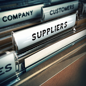 Suppliers Logo